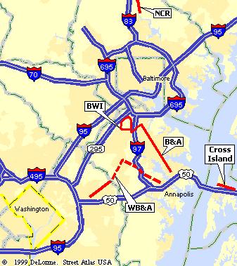 Washington DC MultiUse Trails